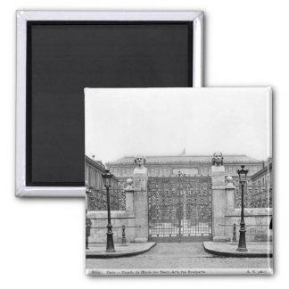 Ecole Nationale Superieure des Beaux-Arts Square Magnet