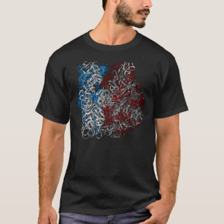Ecoli 70S Ribosome for dark shirts