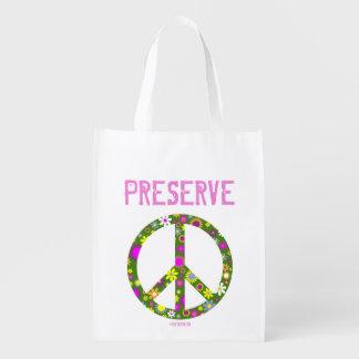 Ecological bag Preserves Paz&Amor.