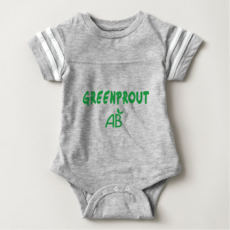 Ecological Greenprout Baby Bodysuit