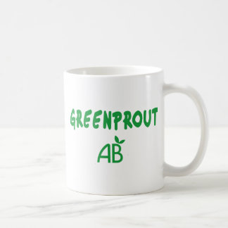 Ecological Greenprout Coffee Mug