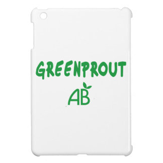 Ecological Greenprout iPad Mini Case