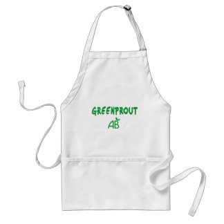Ecological Greenprout Standard Apron