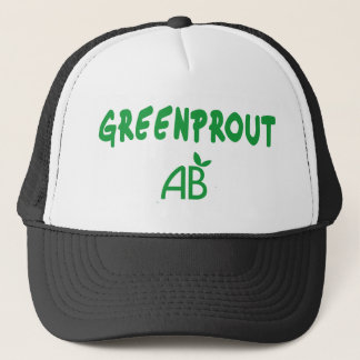 Ecological Greenprout Trucker Hat