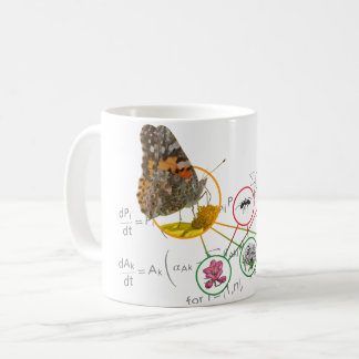 ecological networks coffee mug