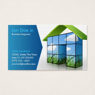 ecology business card