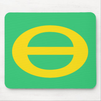 Ecology flag Mousepad