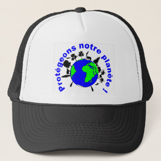 Ecology Trucker Hat