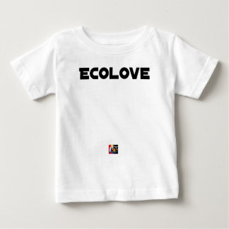 ECOLOVE - Word games - François City Baby T-Shirt
