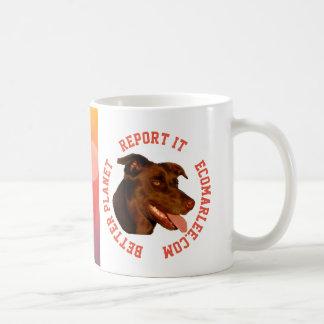 Ecomarlee coffee mug