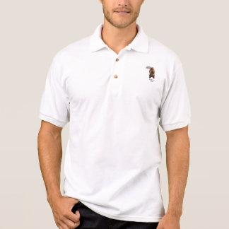 Economic Bear Polo Tee Shirt