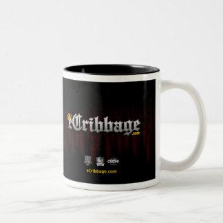 eCribbage Revolution Mug (Red)