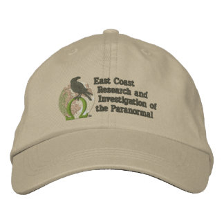 ECRIP Logo Hat (Embroidered) - Light colors
