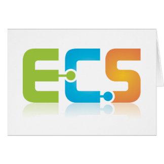 ECS GREETING CARD