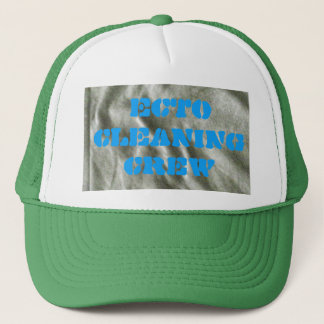Ecto cleaning crew costume hat part 1
