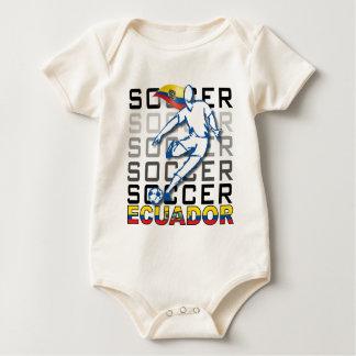 Ecuador Copa America futbol argentina 2011 Baby Bodysuit
