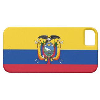 Ecuador Flag Case For The iPhone 5