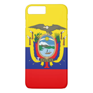 Ecuador flag iPhone 8 plus/7 plus case