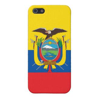 Ecuador Flag iPhone iPhone 5 Case