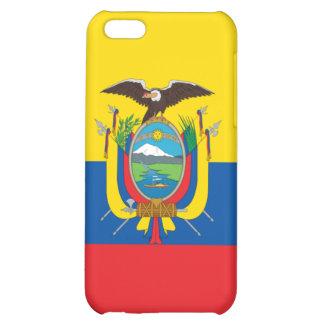 Ecuador Flag iPhone iPhone 5C Cases