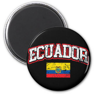 Ecuador Flag Magnet