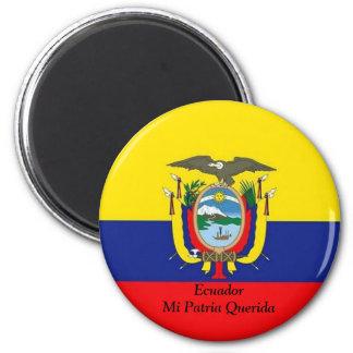 Ecuador Mi Patria Querida magnet
