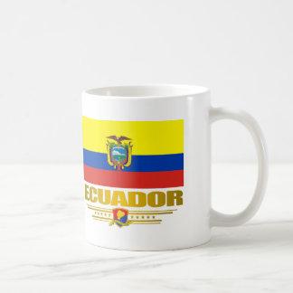 """""""Ecuador Pride"""" Coffee Mug"""