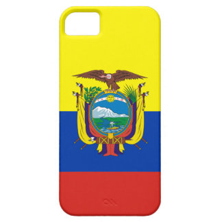 """Ecuador Pride"" iPhone 5 Cases"