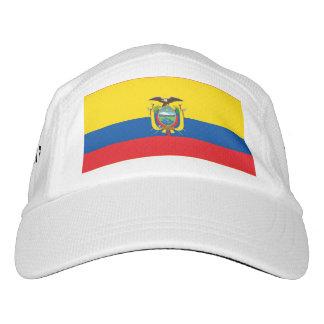 Ecuadorian flag hat