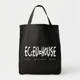 ECxEU=HOUSE a WMC 2010 Official Event, Tote Bag