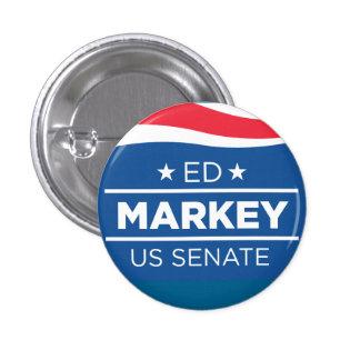 Ed Markey for Senate Buttons