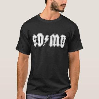 ED/MD M/W/C on Dark T-Shirt