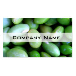 Edamames Double-Sided Standard Business Cards (Pack Of 100)