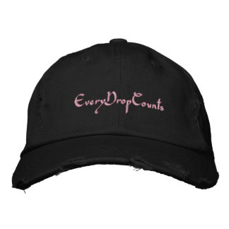 EDC distressed dad hat