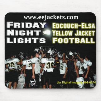 Edcouch-Elsa Football Mouse Pad