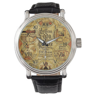 Edda Norse Mythology Wrist Watches