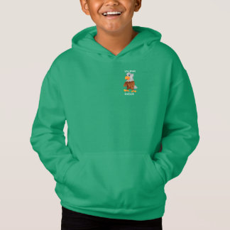 Eddie Green Hooded Sweatshirt
