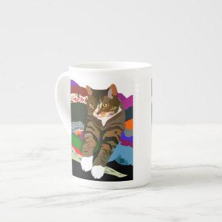 EDDIE heARTdeco bone china mug