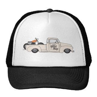 Eddies Speed Shop truck and bike Cap