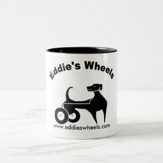 Eddie's Wheels Mug