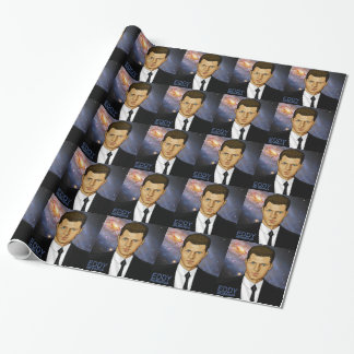Eddy McManus - Star Person Wrapping Paper