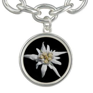 Edelweiss Charm Bracelet