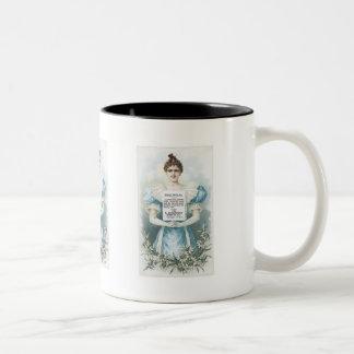 Edelweiss Two-Tone Mug