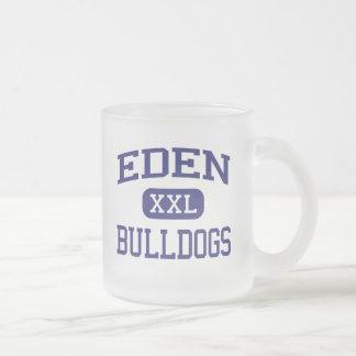 Eden - Bulldogs - Eden High School - Eden Texas Coffee Mug