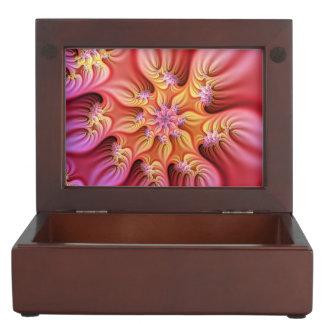 Eden flower keepsake box