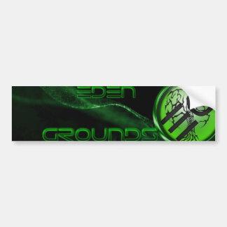 Eden Grounds Gaming Sticker/BumperSticker Car Bumper Sticker