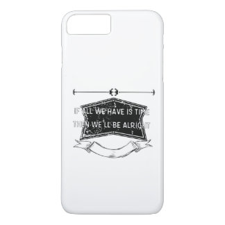 Eden - If All We Have is Time iPhone 8 Plus/7 Plus Case