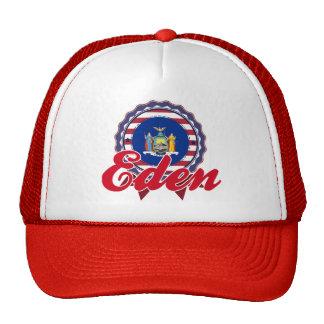 Eden, NY Trucker Hats