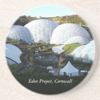Eden Project, Cornwall, England Coasters