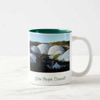 Eden Project, Cornwall, England Coffee Mug